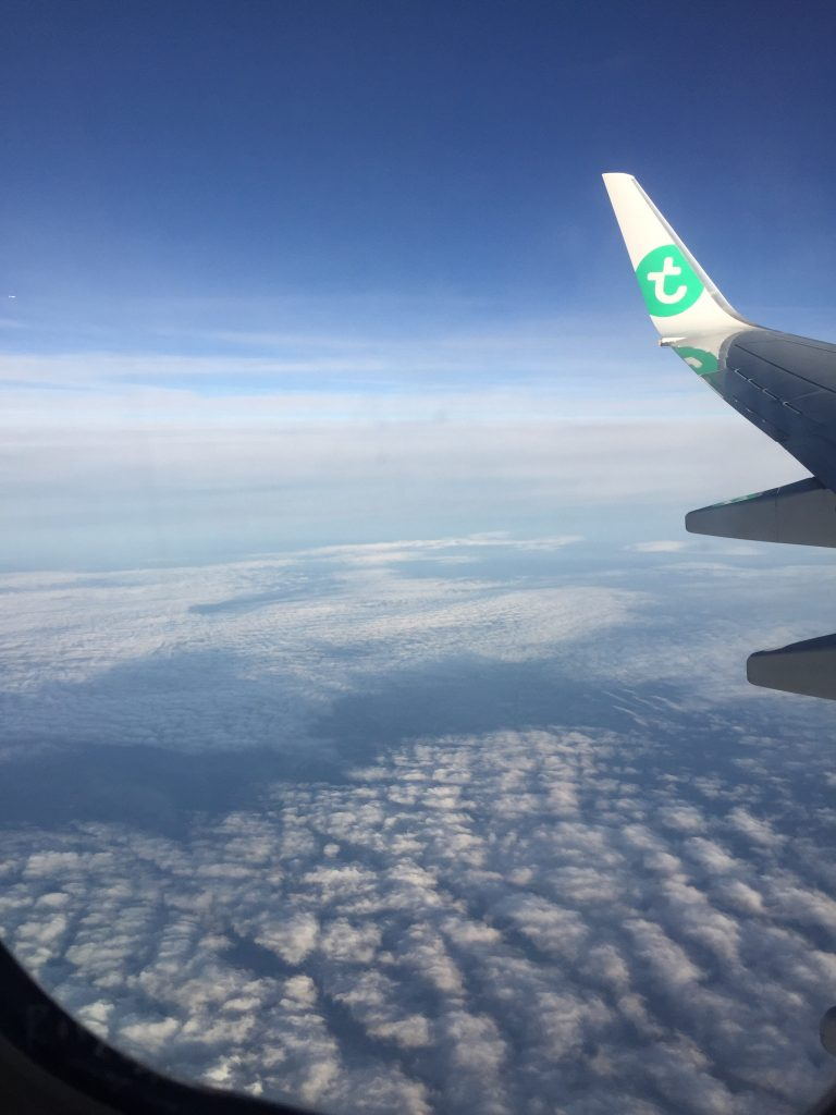 Fly to Portugal