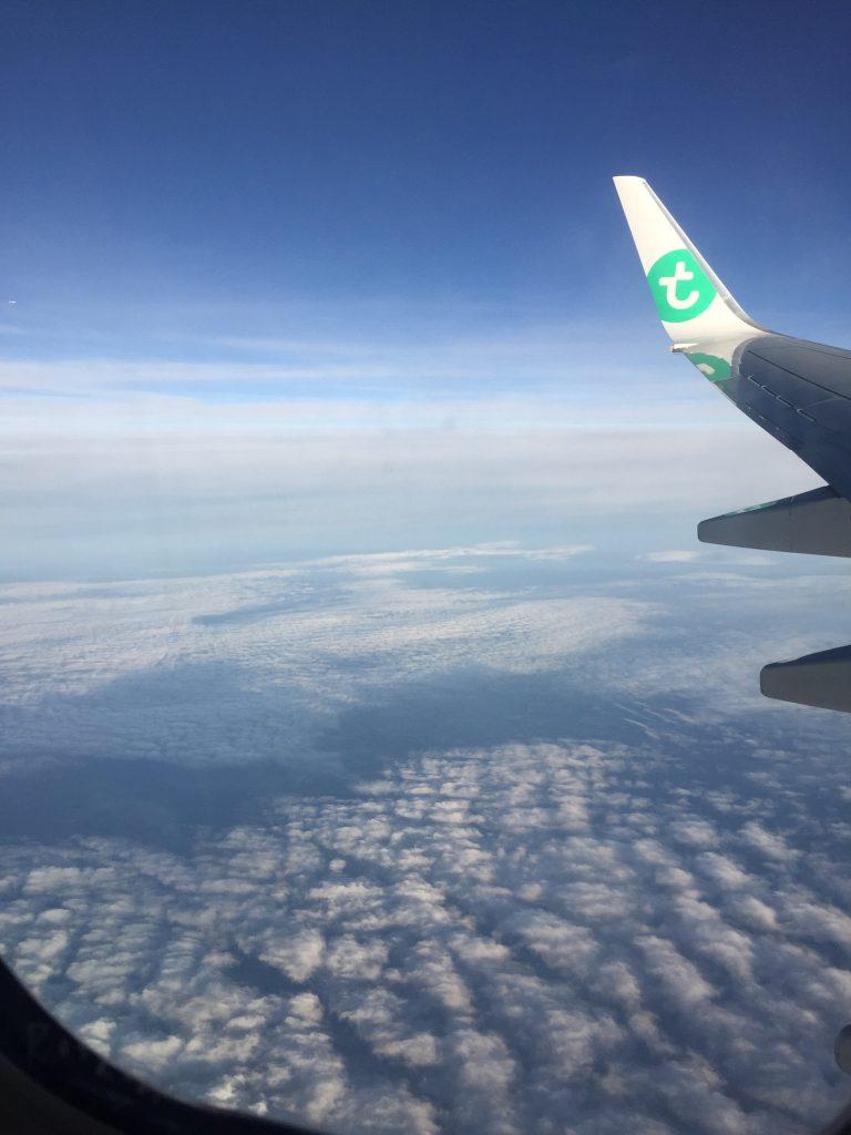 Vliegen naar Portugal