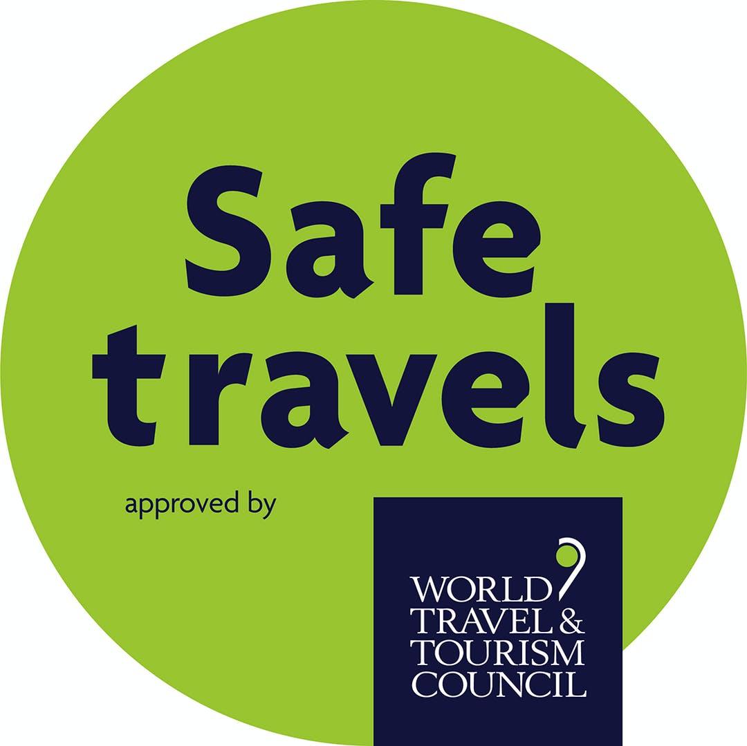 Safe travels seal